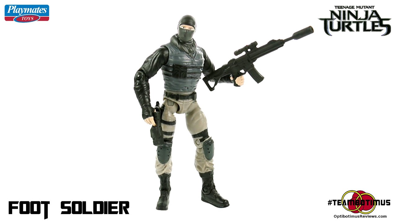 Image gallery ninja turtles 2014 foot soldier for Foot soldier