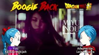 Dragon Ball Super Kathou Mikijah Boogie Back 34 Fandub