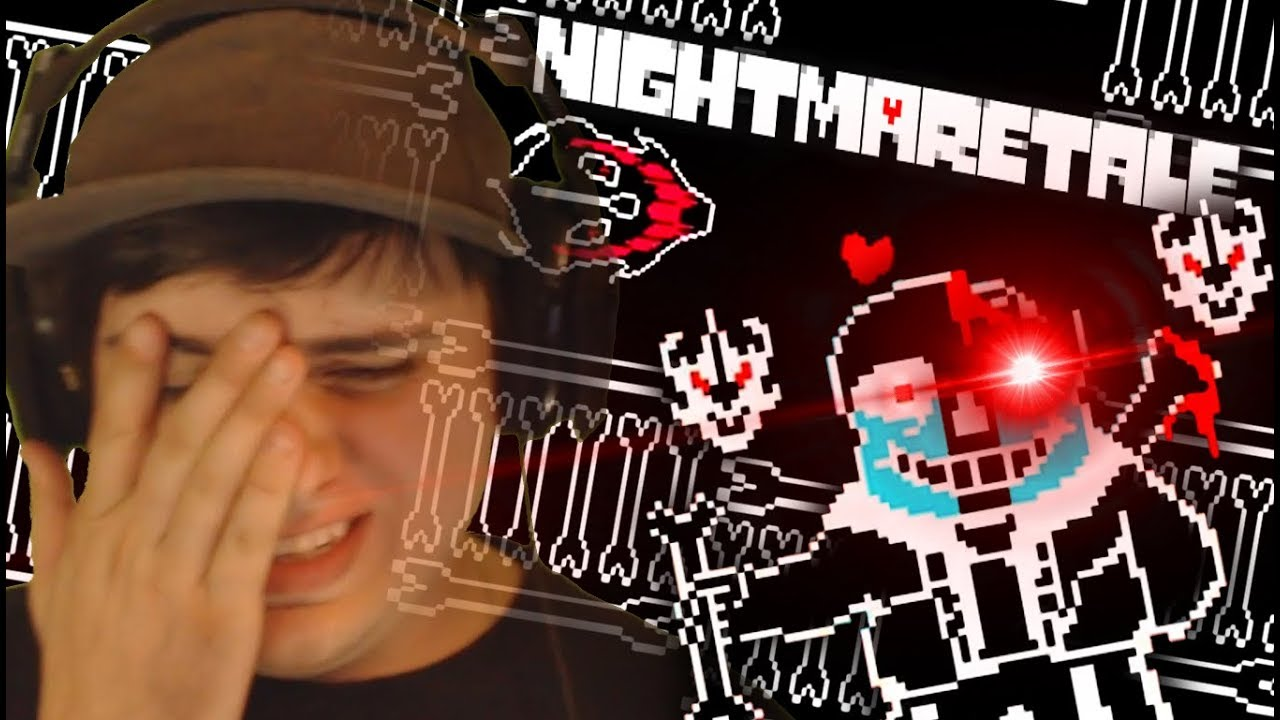 THE ULTIMATE RAGE UPDATE IS FINALLY HERE!! | Nightmaretale