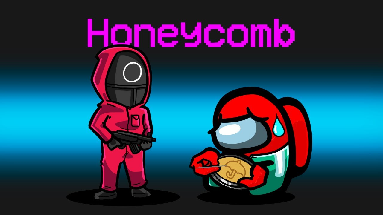 Download SQUID GAME 2 MOD in Among Us (Honeycomb Challenge)