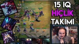 TS : ÇIKIŞ YAKIN! - Hiçlik Takımı ve Oyuna Dair Sohbet! | Taktik Savaşları