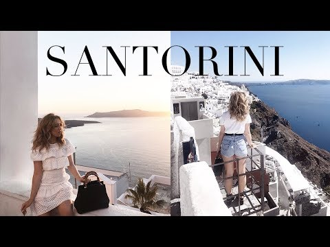 My Santorini Diaries & Life Update | LILY LIKE VLOG  #13