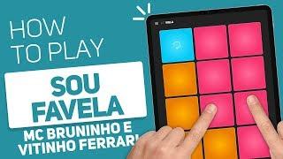 MC Bruninho e Vitinho Ferrari - Sou Favela | SUPER PADS KIT VIELA