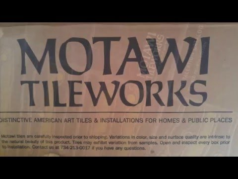 Motawi Tile Tour - March 27, 2016 - Rendall's Cleaning Audio e-Newsletter