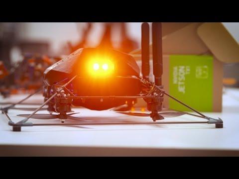 NVIDIA Jetson Partner Stories: Intelligent Flying Machines (IFM)