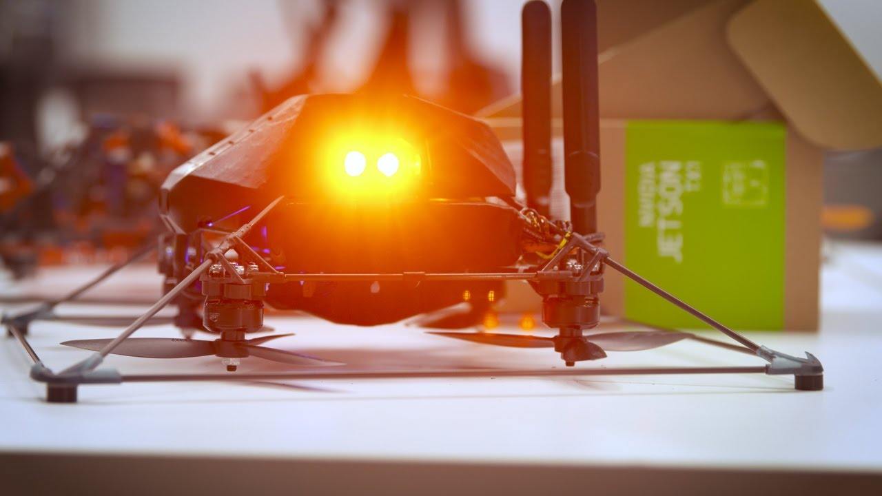 NVIDIA Jetson Partner Stories: Intelligent Flying Machines (IFM)