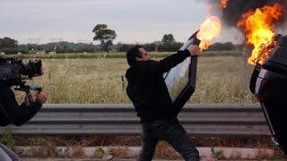 LO CHIAMAVANO JEEG ROBOT - Le scene d'azione - Featurette dal film | HD