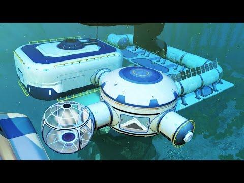 Subnautica - WORLD'S BEST UNDERWATER BASE!! Subnautica Part 8 Gameplay! (Subnautica Gameplay)