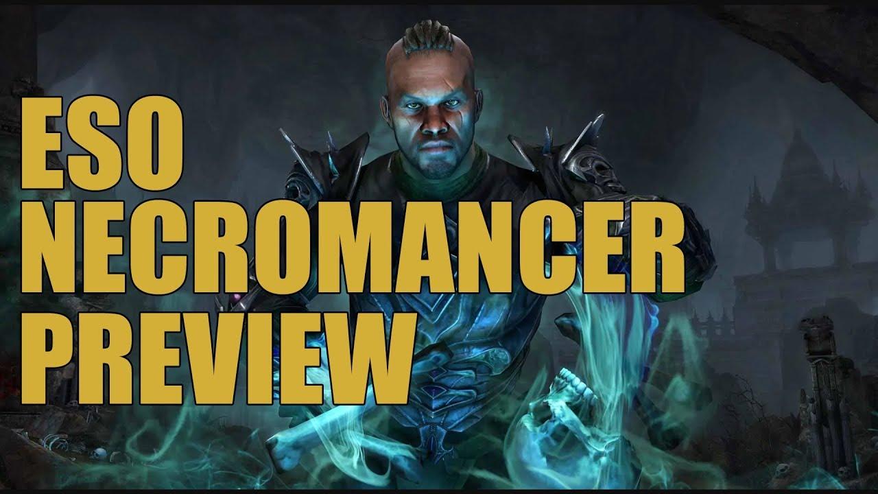 Necromancer | Elder Scrolls Online Wiki