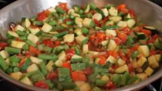 Food Wishes Recipes - How to make Succotash - Vegetarian Succotash Recipe