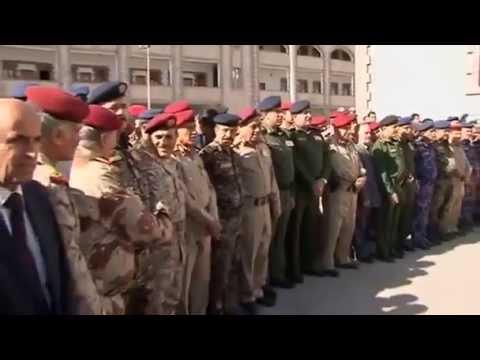 Funeral in Yemen for 10 Yemeni soldiers