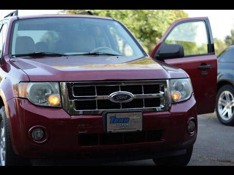 My 2008 Ford Escape XLT Full Tour!