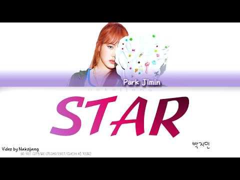 Park Jimin (박지민) - Star (별) (Color Coded Lyrics Eng/Rom/Han)