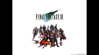 FINAL FANTASY VII - BACK IN NIBELHEIM, NOT BURNT DOWN?! MUST BE SORCERY -