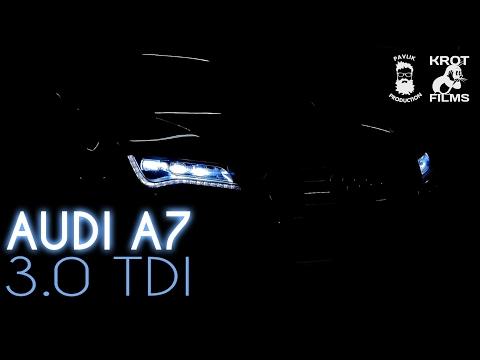 Audi A7 3.0 TDI: идеальный автомобиль на каждый день