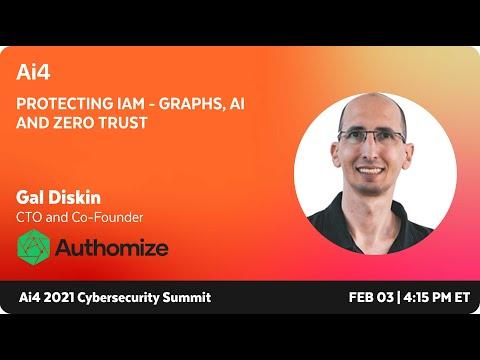 Protecting IAM - Graphs, AI and Zero Trust