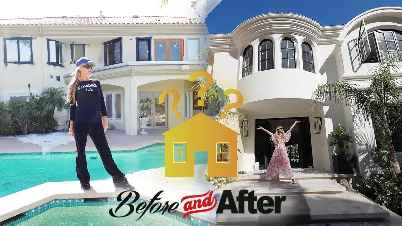 Download Paris Hilton Renovates Her Home - House Tour 2020!