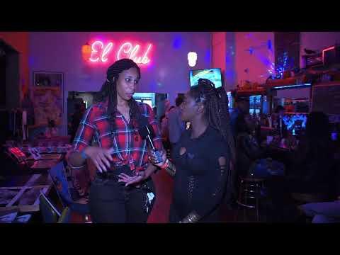 Trapxart 2017 Detroit So Club L.M. Coz Let's Create Art part II