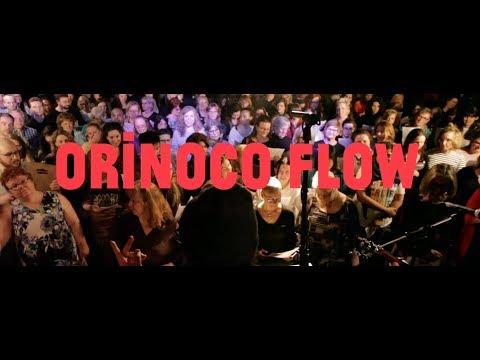 """Choir! Choir! Choir! sings Enya """"Orinoco Flow"""""""