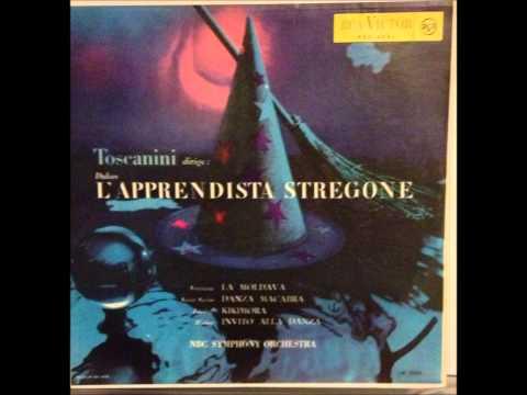 Paul Dukas - L'apprendista stregone  Arturo Toscanini e la NBC Symphony orchestra