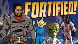 ALIEN INVASION | Fortified Gameplay