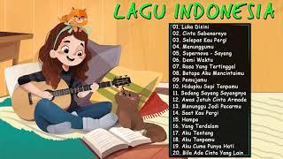 Top Lagu Pop Indonesia | Lagu Galau [2021] | Kumpulan Lagu Hits Pilihan Terbaik 2021 - Luka Disini