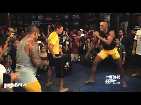 Сильная мотивация к единоборствам MMA