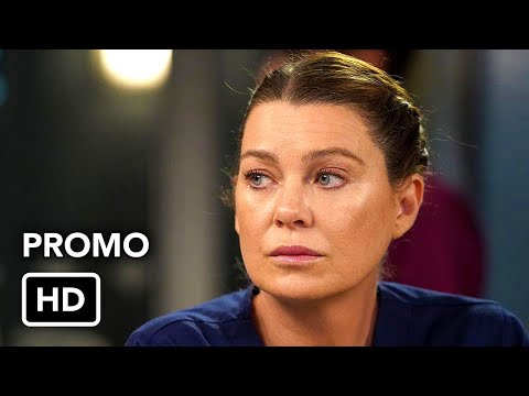 "Grey's Anatomy 16x11 Promo ""A Hard Pill to Swallow"" & Station 19 3x02 Promo ""Indoor Fireworks"" (HD)"