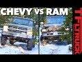Big Green vs Dodgezilla vs Snowy a Gold Mine Hill Rematch K10 Project Ep.17