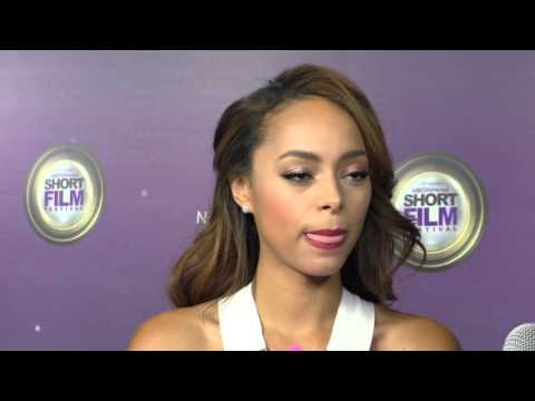 Amber Stevens West at the NBCUniversal Short Film Festival Hosted By Loni Love at Directors Guild Of