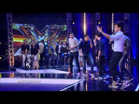 أول عرض للنسخة العربية من '' One Direction'' تبهر الجميع و تجبر إليسا على الرقص !