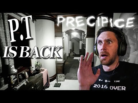 Precipice Looping Indie Horror Game (P.T Is Back)