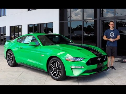 mustang gt  carbon fiber   attention raitis rides youtube