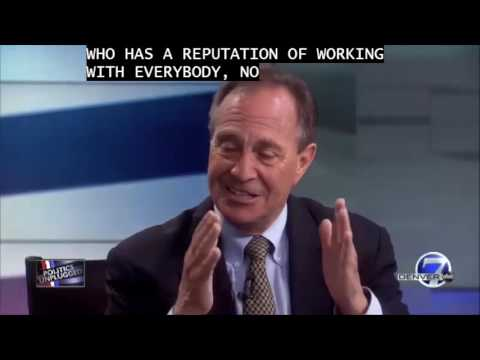 Rep. Ed Perlmutter talks about his run for Governor