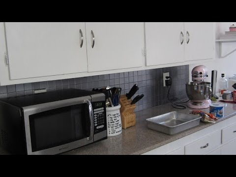 Paint a Kitchen Tile Backsplash - DIY Home - Guidecentral