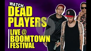 DEAD PLAYERS AT BOOMTOWN FESTIVAL 2017