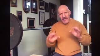 Bruno Sammartinos  Workout Part 1
