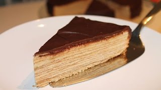 Baumkuchen Backen (Rezept) || Treecake/Layer(ed) Cake (Recipe) || [ENG SUBS]