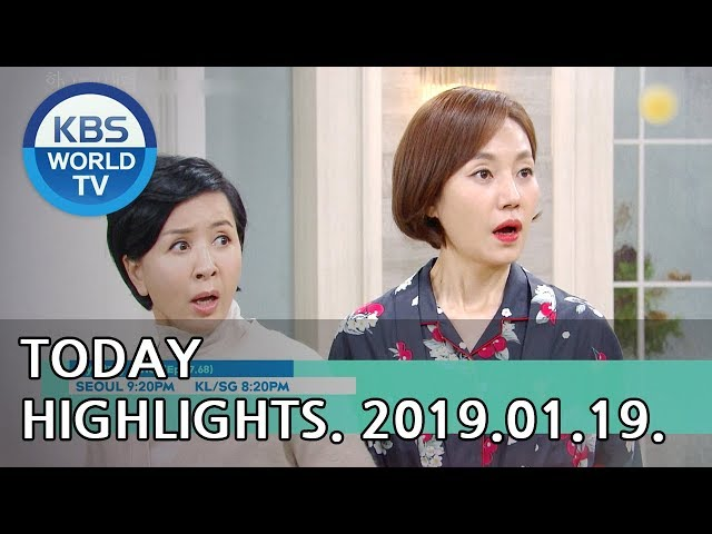 Today Highlights-Gag Concert/Immortal Songs2/My Only One E67-68 [2019.01.19]