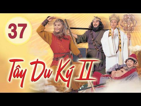 Tây Du Ký II 37/42 (tiếng Việt) DV chính: Trần Hạo Dân, Giang Hoa; TVB /1998