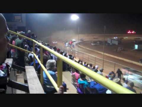 Colby Fischlein at Friendship Speedway