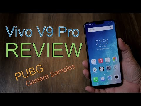 Vivo V9 Pro Review - With PUBG GamePlay, camera samples - Is it worth the Price?