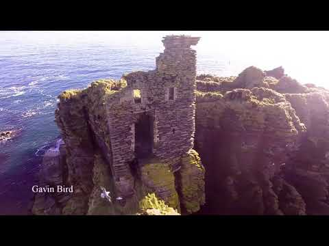 Bucholie Castle In Caithness Scotland