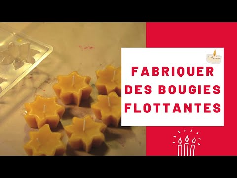 comment fabriquer des bougies flottantes youtube. Black Bedroom Furniture Sets. Home Design Ideas