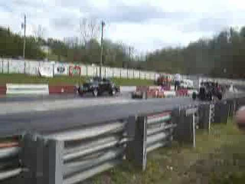 Grudge Match at Knoxville Dragway- round 2