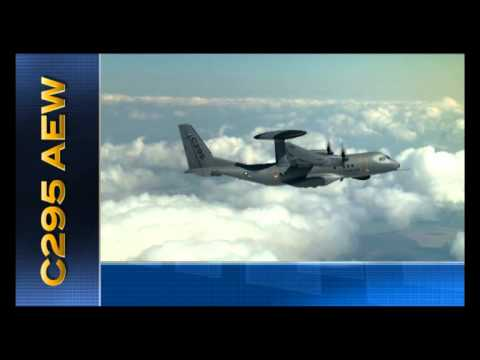 C-295 AEW, Airbus Military.
