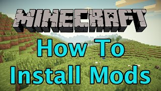 (Easy Way) How to Install Minecraft Mods (MAC) [1.7.10][1.8]