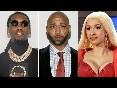 Offset claims he had Joe Budden Running from him in the Mall after He talks about Cardi B.
