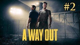 A Way Out - epizoda 2 - Frka u vešeraju
