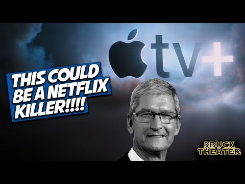 Could Apple TV+ actually take on Netflix?